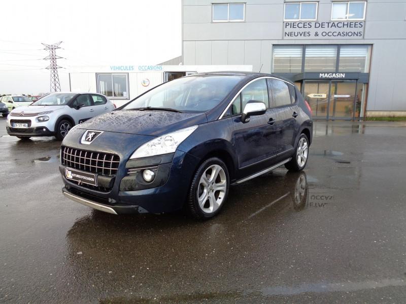 Peugeot 3008 1.6 HDI110 FAP FELINE Diesel BLEU C Occasion à vendre