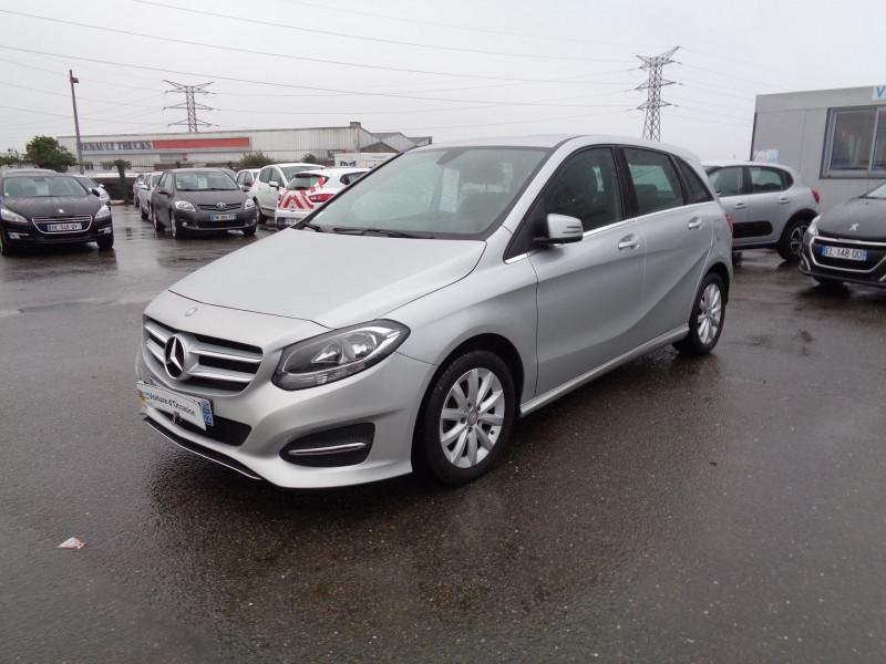 Mercedes-Benz CLASSE B (W246) 180 CDI INSPIRATION Diesel GRIS C Occasion à vendre