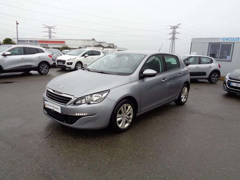 Photo 1 de l'offre de PEUGEOT 308 1.6 BLUEHDI 100CH ACTIVE BUSINESS S&S 5P à 10500€ chez Jestin autos