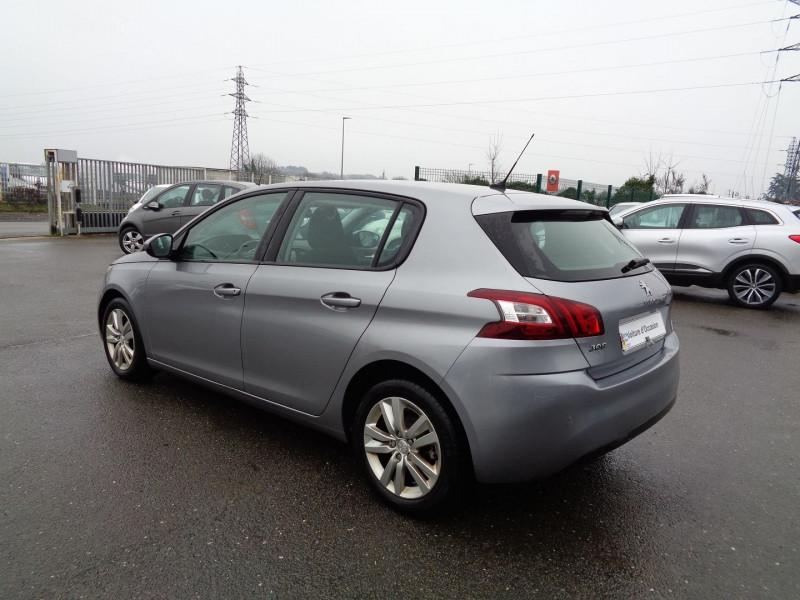 Photo 4 de l'offre de PEUGEOT 308 1.6 BLUEHDI 100CH ACTIVE BUSINESS S&S 5P à 10500€ chez Jestin autos