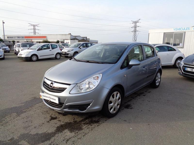 Opel CORSA 1.2 TWINPORT EDITION 5P Essence GRIS Occasion à vendre