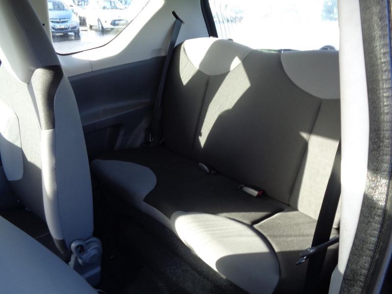 Photo 6 de l'offre de CITROEN C1 1.0I ATTRACTION 3P à 4500€ chez Jestin autos