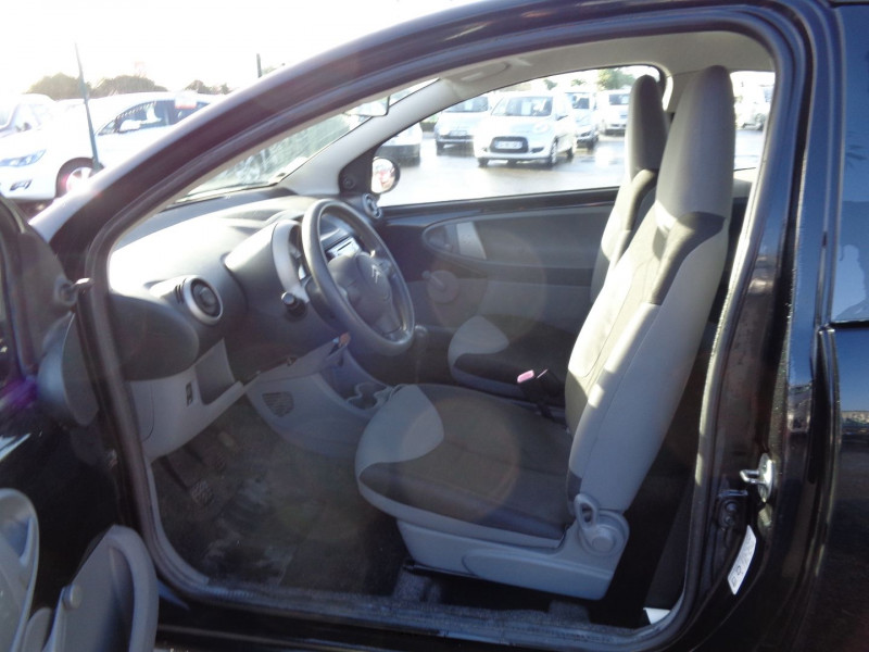Photo 5 de l'offre de CITROEN C1 1.0I ATTRACTION 3P à 4500€ chez Jestin autos