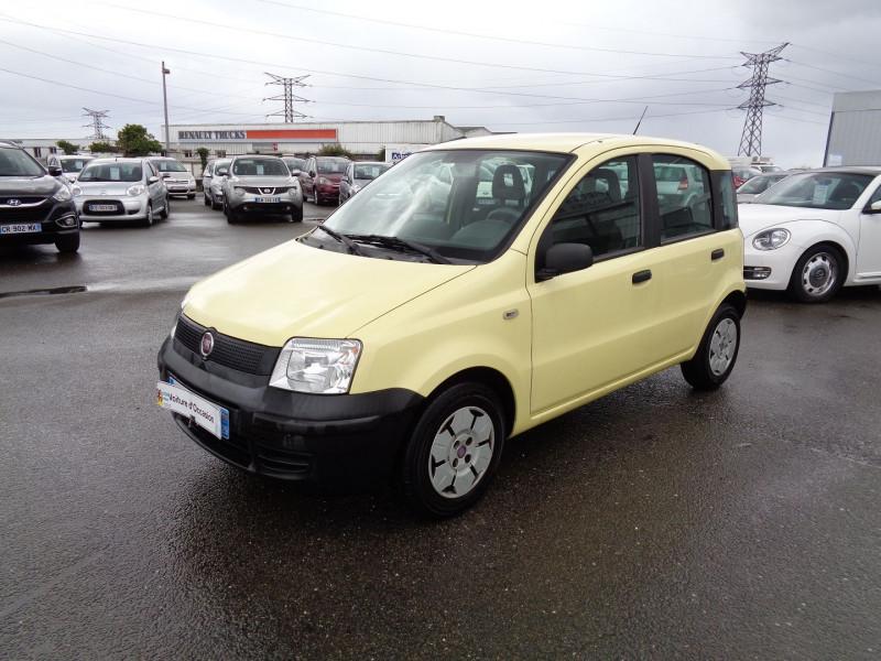 Fiat PANDA 1.1 8V 54CH Essence JAUNE Occasion à vendre