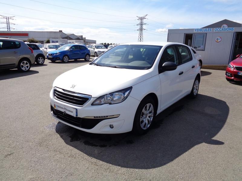Peugeot 308 1.6 HDI FAP 92CH ACCESS 5P Diesel BLANC Occasion à vendre
