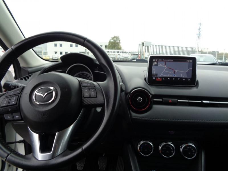 Photo 6 de l'offre de MAZDA CX-3 1.5 SKYACTIV-D 105 ELEGANCE à 11990€ chez Jestin autos
