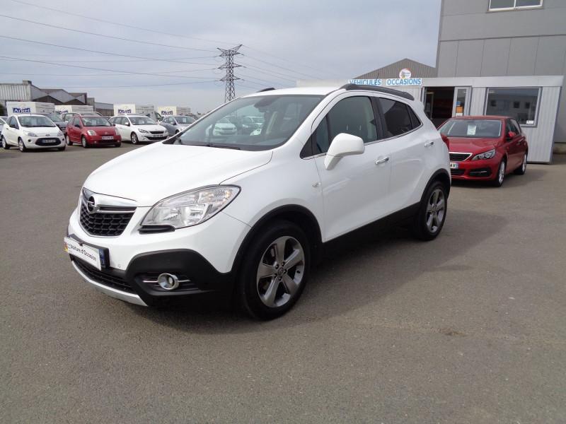 Opel MOKKA 1.7 CDTI 130CH COSMO ECOFLEX START&STOP 4X2 Diesel BLANC Occasion à vendre