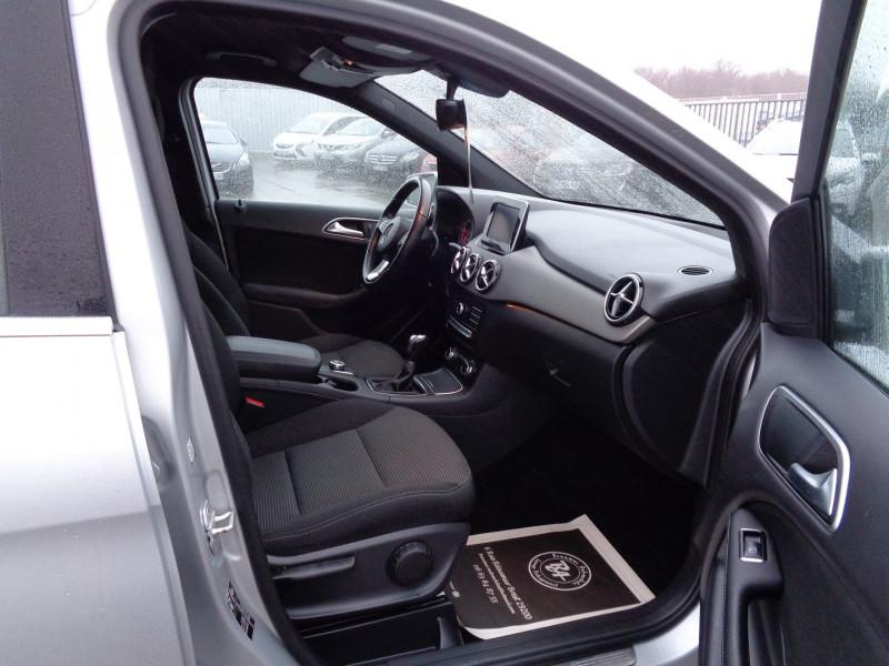Photo 5 de l'offre de MERCEDES-BENZ CLASSE B (W246) 180 CDI INSPIRATION à 14500€ chez Jestin autos