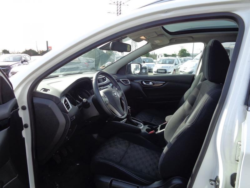 Photo 8 de l'offre de NISSAN QASHQAI 1.5 DCI 110CH CONNECT EDITION EURO6 à 13500€ chez Jestin autos