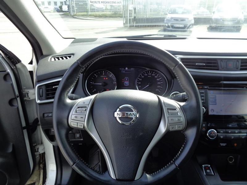 Photo 9 de l'offre de NISSAN QASHQAI 1.5 DCI 110CH CONNECT EDITION EURO6 à 13500€ chez Jestin autos