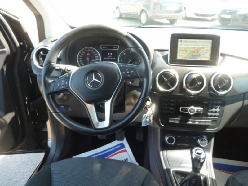 Photo 10 de l'offre de MERCEDES-BENZ CLASSE B (W246) 180 CDI FASCINATION à 11600€ chez Jestin autos