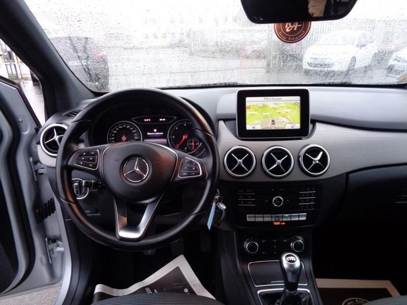 Photo 10 de l'offre de MERCEDES-BENZ CLASSE B (W246) 180 CDI INSPIRATION à 14500€ chez Jestin autos