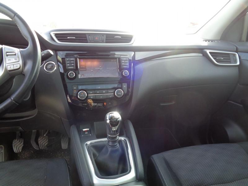 Photo 10 de l'offre de NISSAN QASHQAI 1.5 DCI 110CH CONNECT EDITION EURO6 à 13500€ chez Jestin autos