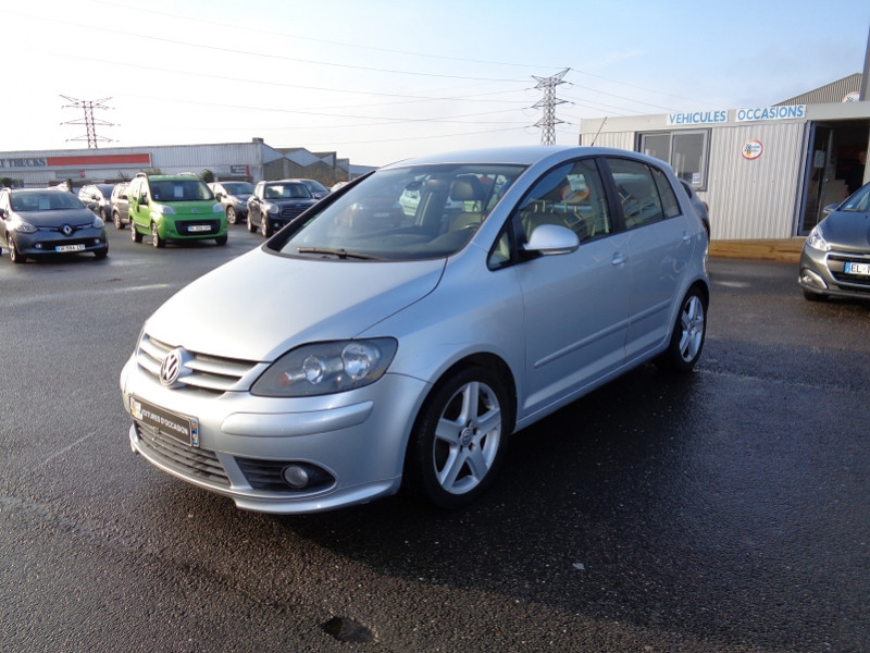Volkswagen GOLF PLUS 1.9 TDI 105CH SPORTLINE Diesel GRIS C Occasion à vendre