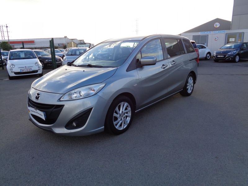 Mazda MAZDA 5 1.6 MZ-CD 115 Diesel GRIS Occasion à vendre
