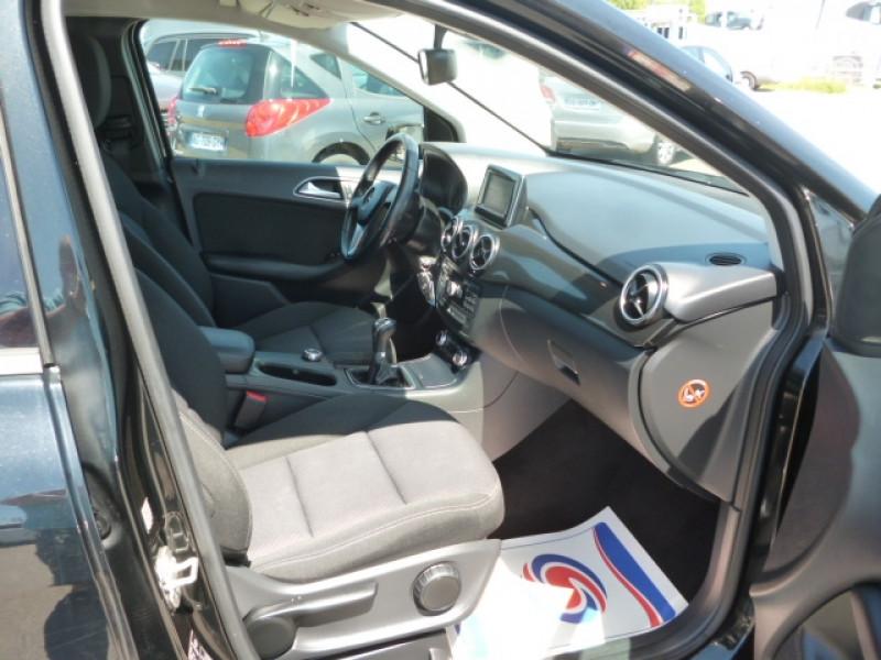 Photo 5 de l'offre de MERCEDES-BENZ CLASSE B (W246) 180 CDI FASCINATION à 11600€ chez Jestin autos