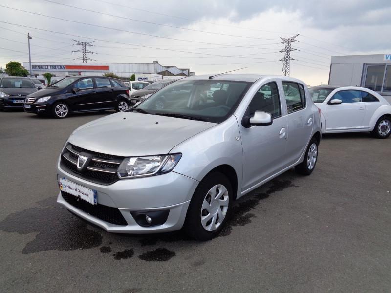 Dacia SANDERO 1.5 DCI 75CH ECO² AMBIANCE Diesel GRIS C Occasion à vendre