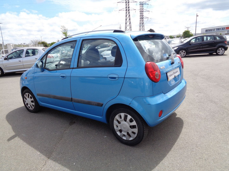 Photo 3 de l'offre de CHEVROLET MATIZ 1.0 64CH SE 5P à 2800€ chez Jestin autos