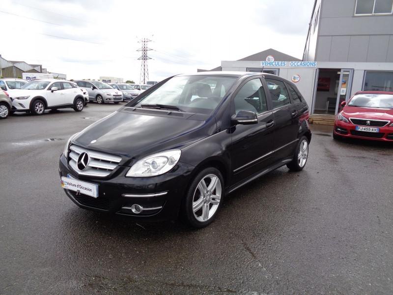 Mercedes-Benz CLASSE B (T245) 180 CDI SPORT Diesel NOIR Occasion à vendre