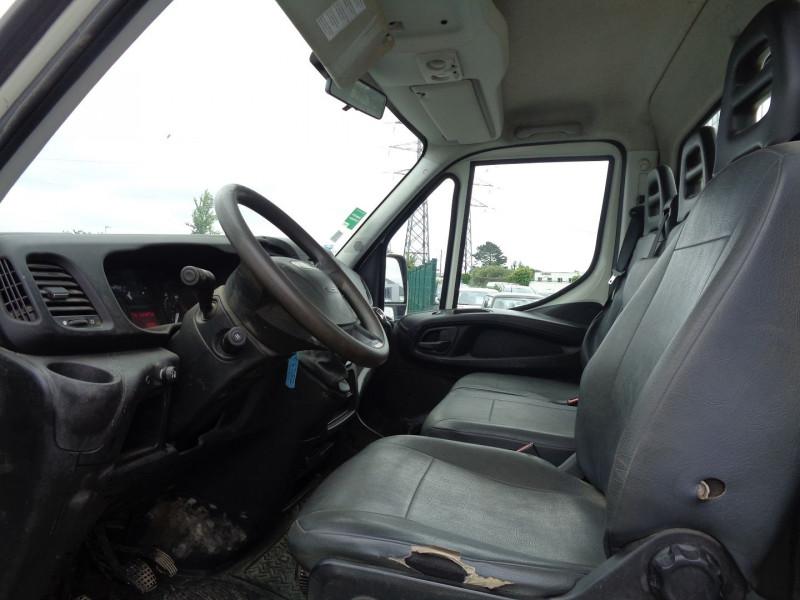 Photo 7 de l'offre de IVECO DAILY BENNE 35C15 à 20500€ chez Jestin autos