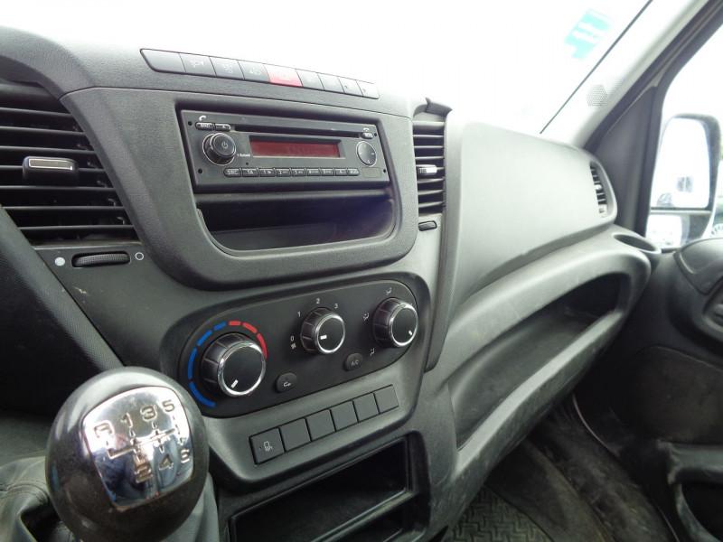 Photo 9 de l'offre de IVECO DAILY BENNE 35C15 à 20500€ chez Jestin autos