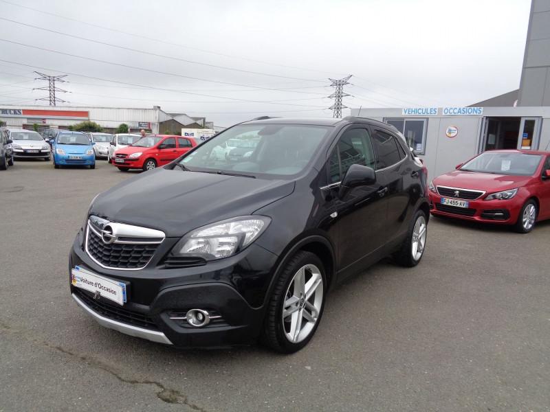 Opel MOKKA 1.6 CDTI 136CH COSMO ECOFLEX START&STOP 4X2 Diesel NOIR Occasion à vendre