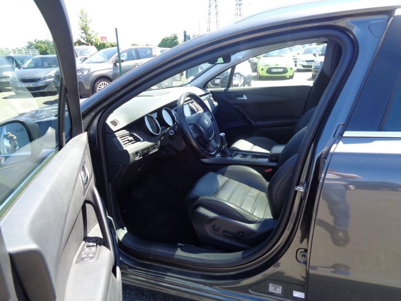 Photo 9 de l'offre de PEUGEOT 508 SW 2.0 BLUEHDI 180CH FAP FELINE EAT6 à 13490€ chez Jestin autos