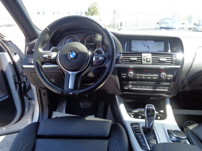 Photo 12 de l'offre de BMW X4 (F26) XDRIVE30DA 258CH M SPORT à 45900€ chez Jestin autos