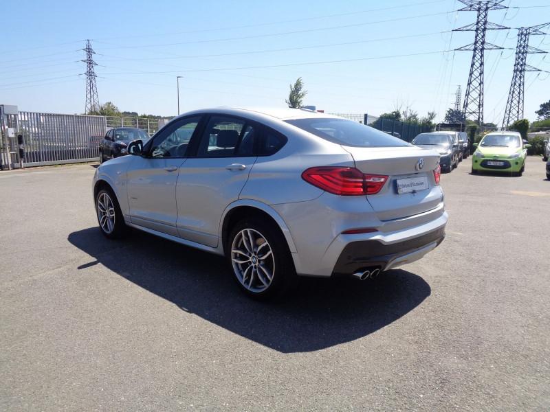 Photo 5 de l'offre de BMW X4 (F26) XDRIVE30DA 258CH M SPORT à 45900€ chez Jestin autos