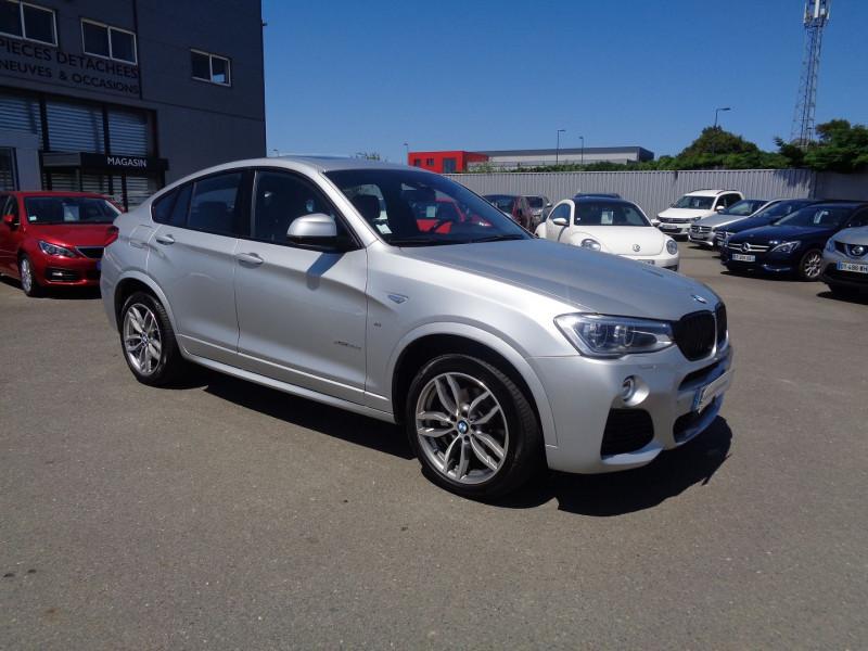 Photo 3 de l'offre de BMW X4 (F26) XDRIVE30DA 258CH M SPORT à 45900€ chez Jestin autos
