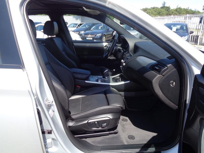 Photo 7 de l'offre de BMW X4 (F26) XDRIVE30DA 258CH M SPORT à 45900€ chez Jestin autos
