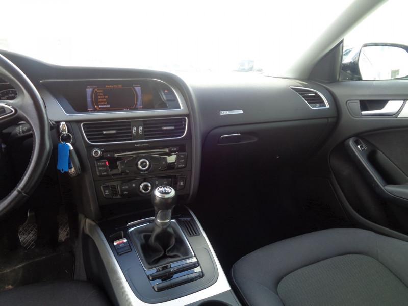 Photo 9 de l'offre de AUDI A5 SPORTBACK 2.0 TDI 150CH AMBIENTE PLUS à 17200€ chez Jestin autos