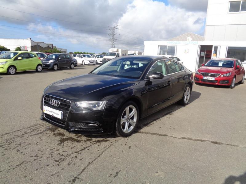 Audi A5 SPORTBACK 2.0 TDI 150CH AMBIENTE PLUS Diesel NOIR Occasion à vendre