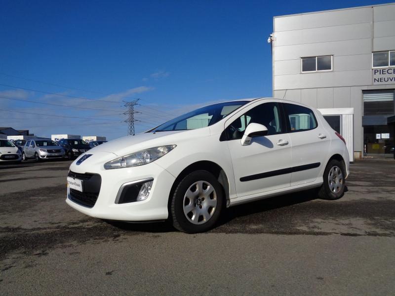 Peugeot 308 AFFAIRE 1.6 HDI 92 FAP AFFAIRE PACK CD CLIM Diesel BLANC Occasion à vendre