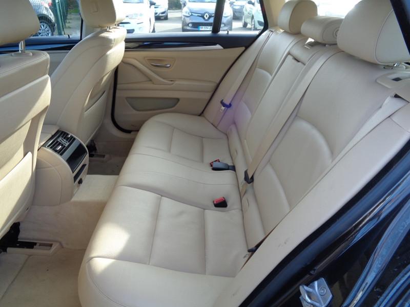 Photo 5 de l'offre de BMW SERIE 5 (F10) TOURING 520D 190CH LOUNGE PLUS à 13200€ chez Jestin autos