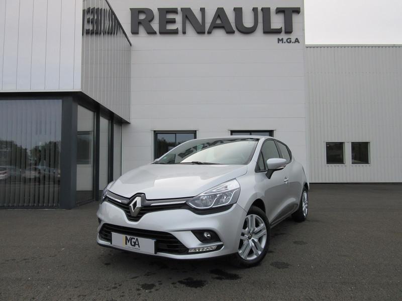 Renault CLIO IV 0.9 TCE 90CH ENERGY BUSINESS 5P EURO6C Essence GRIS PLATINE Occasion à vendre