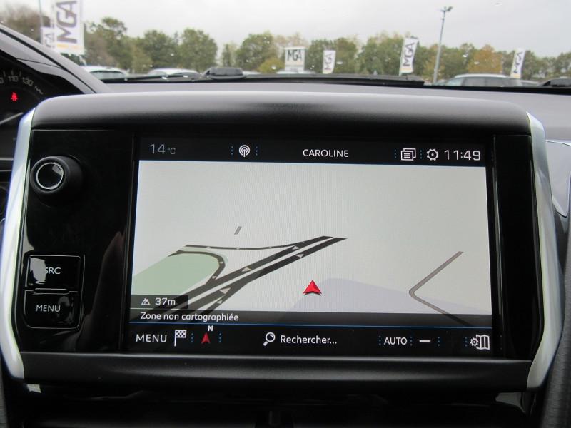 Photo 14 de l'offre de PEUGEOT 2008 1.2 PURETECH 130 SIGNATURE GPS à 16480€ chez MGA Bruz