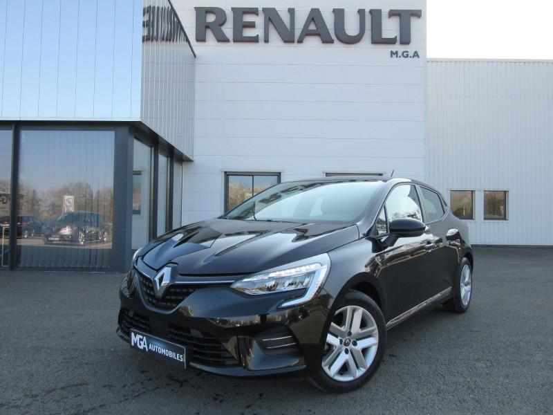 Renault CLIO V 1.0 TCE 100CH BUSINESS - 20 Essence NOIR Occasion à vendre