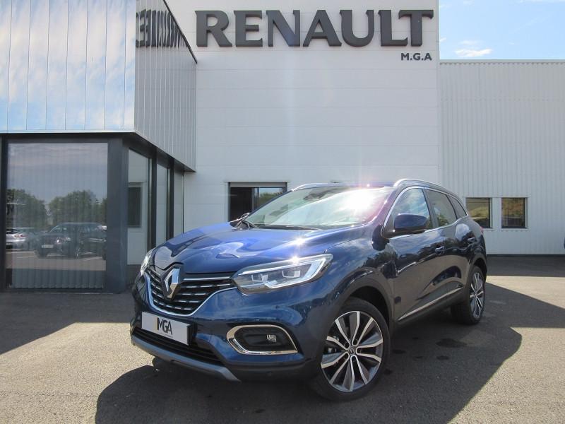 Renault KADJAR BLUE DCI 115 INTENS EASY PARK ASSIST Diesel BLEU COSMOS Occasion à vendre