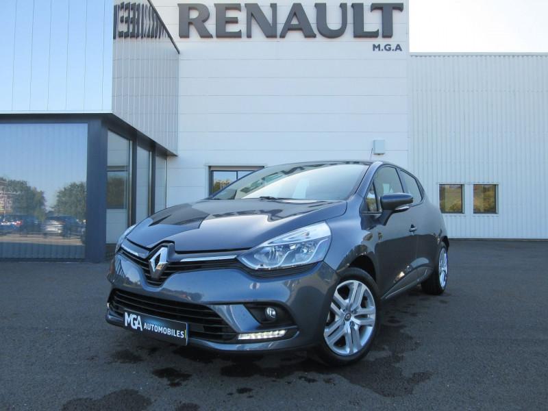 Renault CLIO IV 0.9 TCE 90CH ENERGY BUSINESS 5P EURO6C Essence GRIS TITANIUM Occasion à vendre