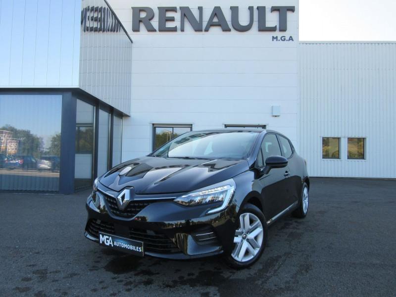 Renault CLIO V 1.5 BLUE DCI 85CH BUSINESS Diesel NOIR Occasion à vendre