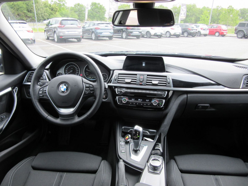 Photo 8 de l'offre de BMW SERIE 3 TOURING (F31) 320DA EFFICIENTDYNAMICS EDITION BUSINESS DESIGN à 23980€ chez MGA Bruz