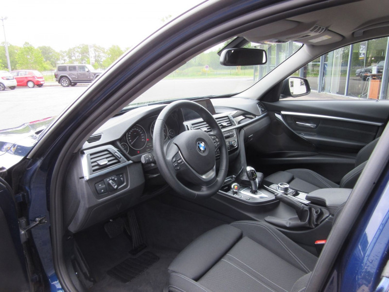 Photo 6 de l'offre de BMW SERIE 3 TOURING (F31) 320DA EFFICIENTDYNAMICS EDITION BUSINESS DESIGN à 23980€ chez MGA Bruz