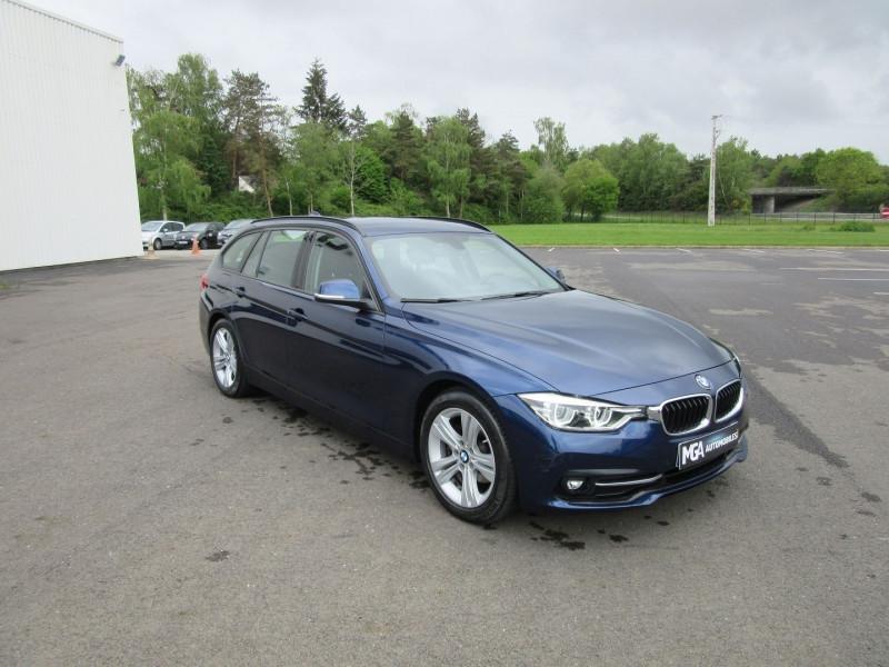 Photo 2 de l'offre de BMW SERIE 3 TOURING (F31) 320DA EFFICIENTDYNAMICS EDITION BUSINESS DESIGN à 23980€ chez MGA Bruz