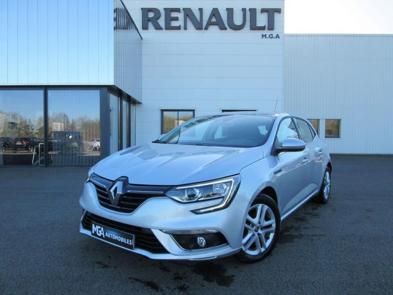 Renault MEGANE IV 1.5 BLUE DCI 95CH BUSINESS Diesel GRIS PLATINE  Occasion à vendre