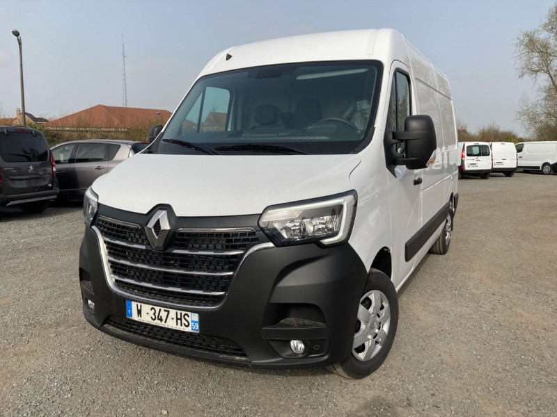 Renault MASTER III FG F3300 L2H2 2.3 DCI 180CH ENERGY GRAND CONFORT E6 Diesel BLANC Occasion à vendre