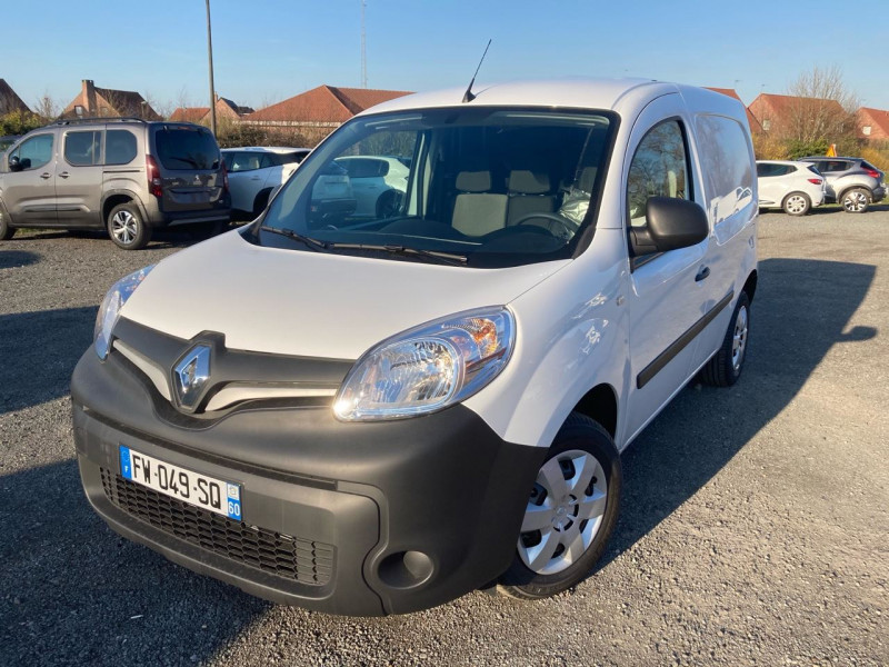 Renault KANGOO II EXPRESS 1.5 BLUE DCI 95CH EXTRA R-LINK Diesel BLANC Occasion à vendre