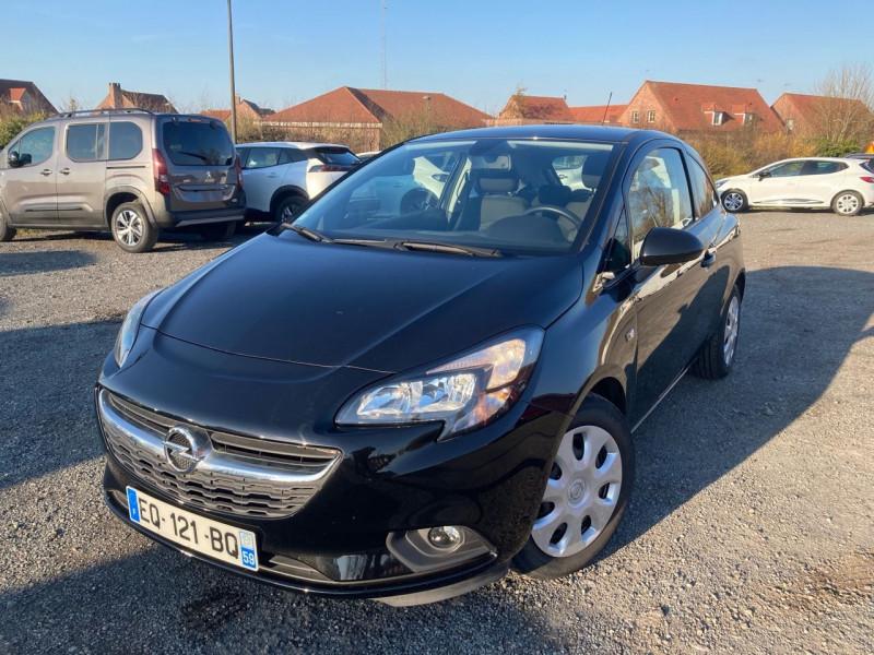 Opel CORSA 1.4 90CH ENJOY 3P Essence NOIR Occasion à vendre