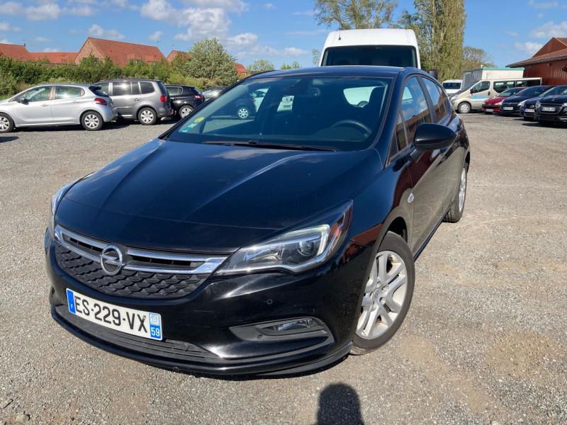 Opel ASTRA 1.7 CDTI100 EDITION 5P Diesel BLANC Occasion à vendre