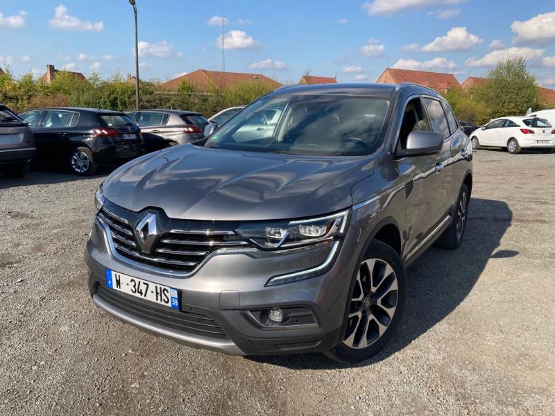 Renault KOLEOS II 2.0 DCI 175CH ENERGY INTENS 4X4 X-TRONIC Diesel GRIS Occasion à vendre